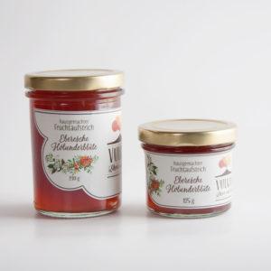 Eberesche Holunderblüte Fruchtaufstrich